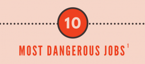 The 10 Most Dangerous Jobs – and Which are Worth the Pay