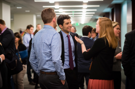 Your Network Net Worth: How to Demonstrate Your Value at a Networking Event